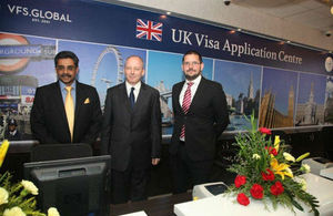 south africa visa application centre london