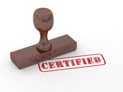what does designation mean on a credit application