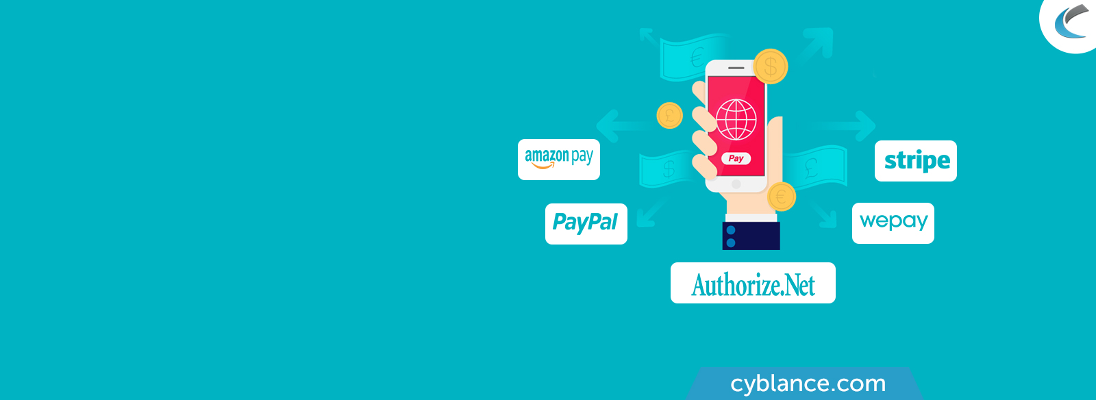 payment gateway integration in mobile application