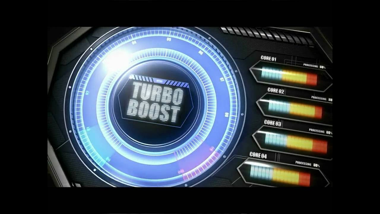 intel turbo boost technology monitor application