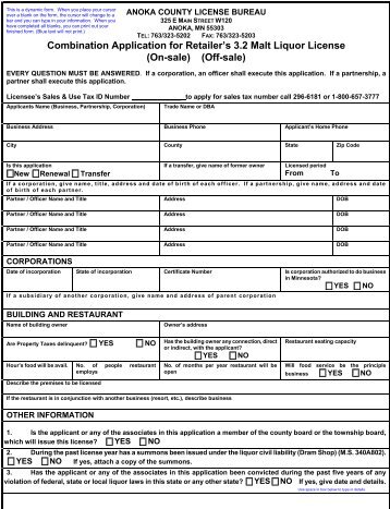 nsw liquor licence application form