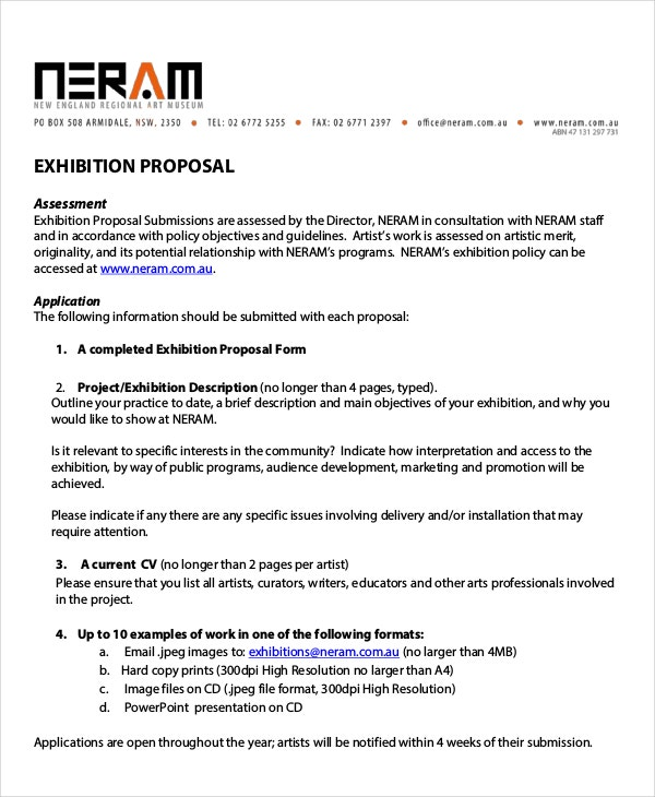 expression of interest application form