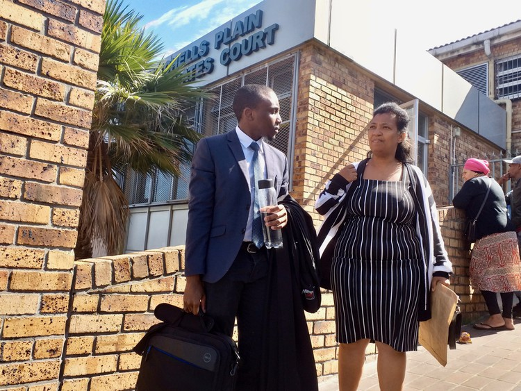 leave application for court hearing