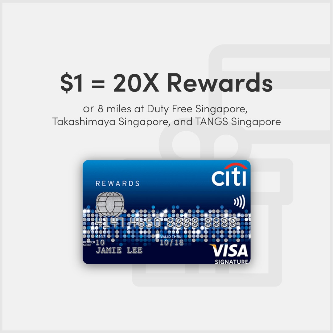 citibank credit card application requirements