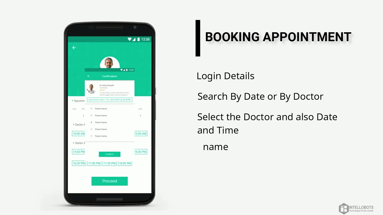 leave application for appointment with doctor