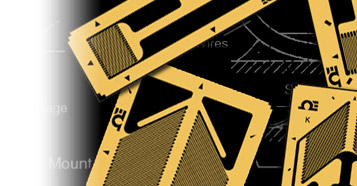 types of strain gauges and their application